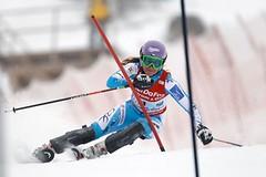 Šárka Záhrobská míří už na první slalom sezony
