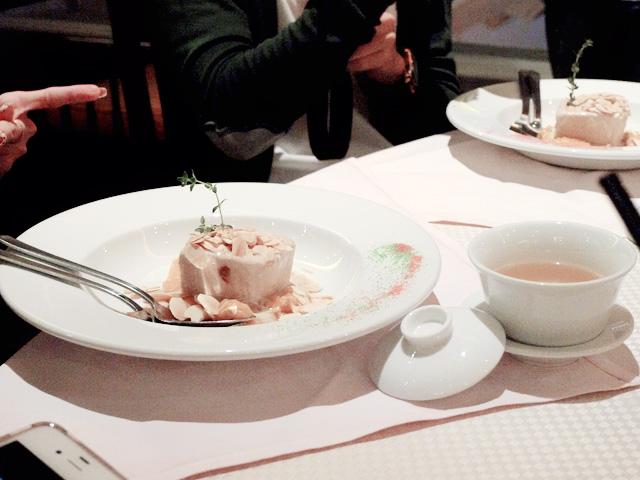ming ren resturant dessert