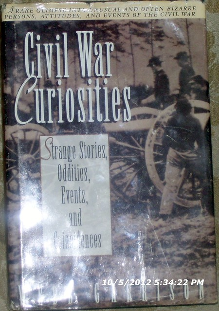 Civil War Curiosities