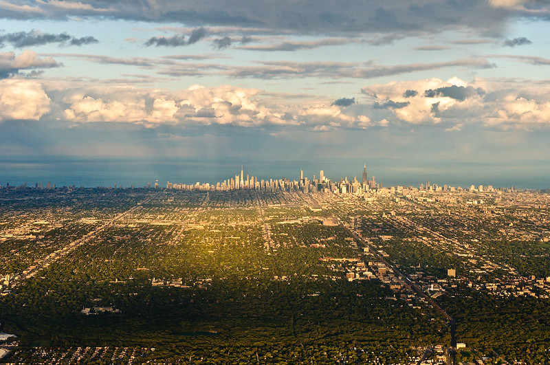 Picture of the Day: Chicago from Afar