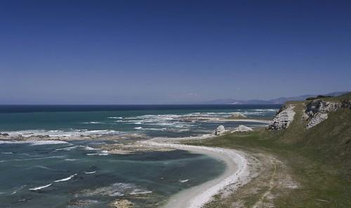 Kaikoura coastline