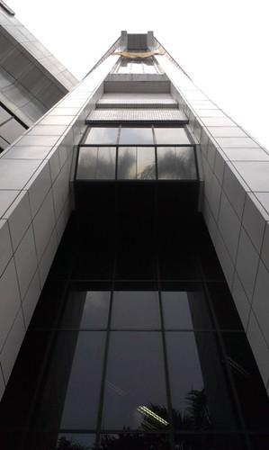 HTC One V - Hasil foto di luar ruangan pada siang hari