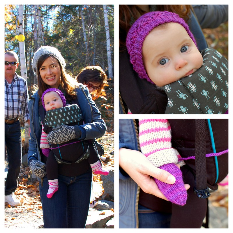 bonnet hike collage