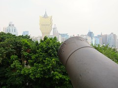 Monte Fort with Grand Lisboa