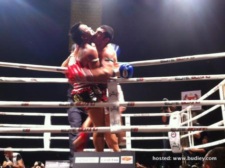 Thailand VS Asia The Best of Malaysia Fashion Fighter