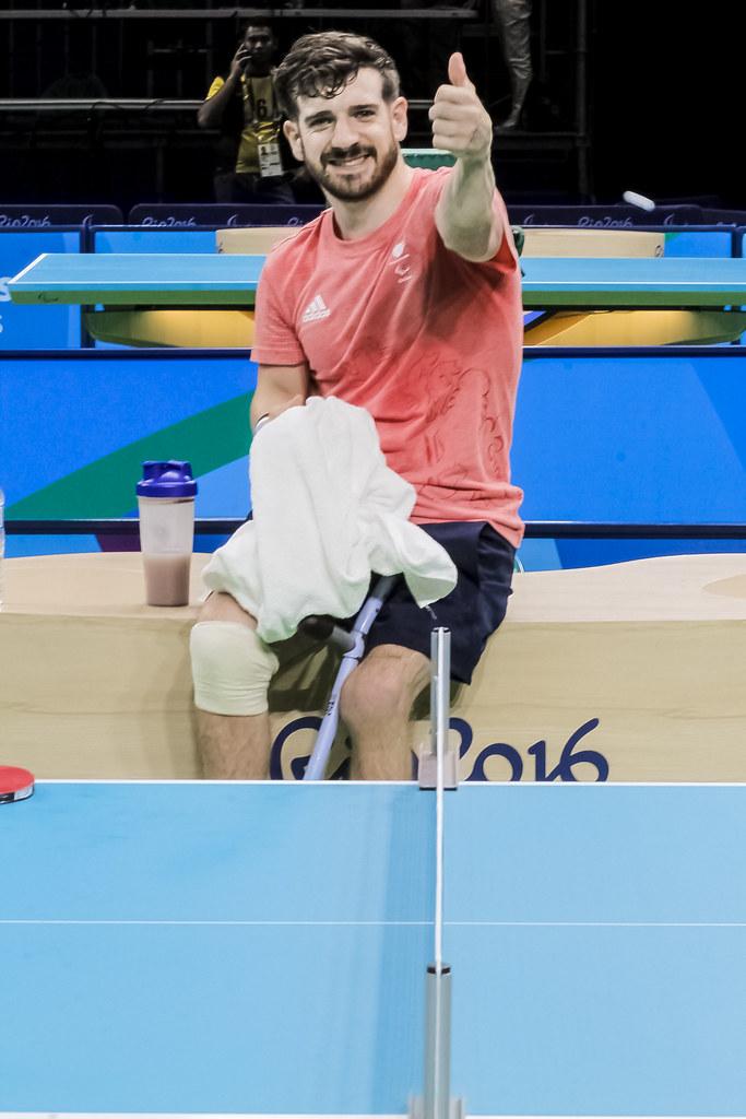 tennis de table jeux paralympiques