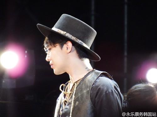 G-Dragon - V.I.P GATHERING in Harbin - 21mar2015 - 永乐票务韩国站 - 02