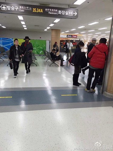 Big Bang - Gimpo Airport - 15jan2015 - Irrris - 02