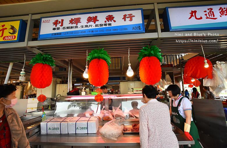 台中新建國市場火車站28