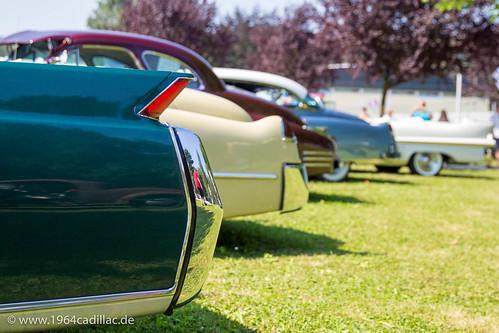 2016 Cadillac Big Meet, meeting