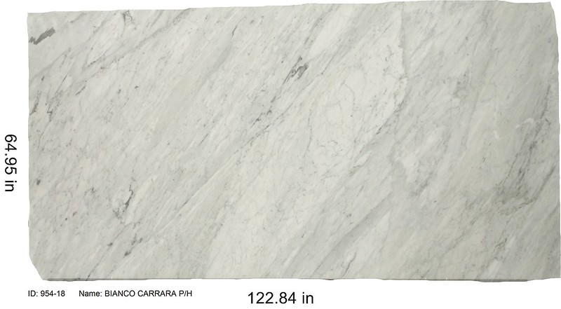 Bianco Carrara 954-18