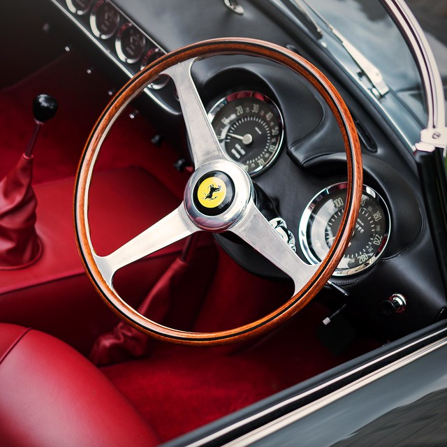 Gerry McCanus - 1961 Ferrari 250 GT SWB California Spider RHD - 2016 Windsor Concours of Elegance