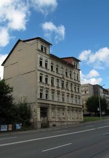 Gebäude in Chemnitz
