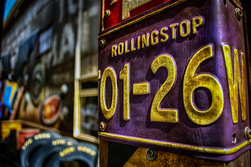 Rollingstop by hbmike2000