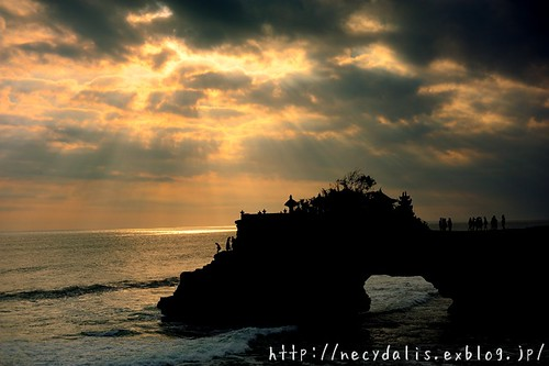 Sunset of Bali...