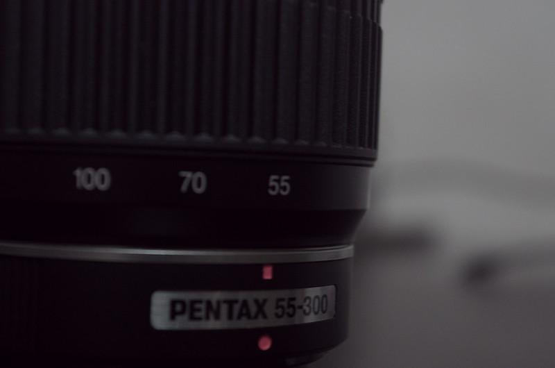 窮人鏡DAL55-300mm開箱