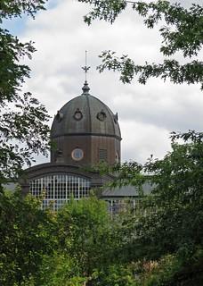 Kuppel der Markthalle