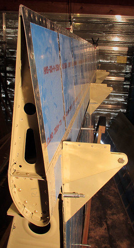 Right Flap Installed