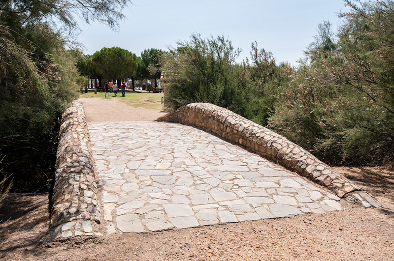 Centro de interpretación de la naturaleza en las Lagunas de Villafáfila