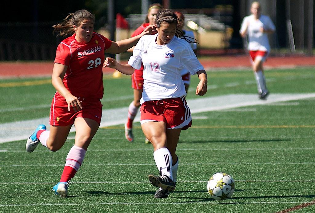 2012 SFU Women's Soccer