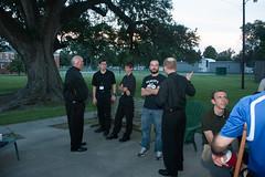 Seminarian Visit - August 07, 2012