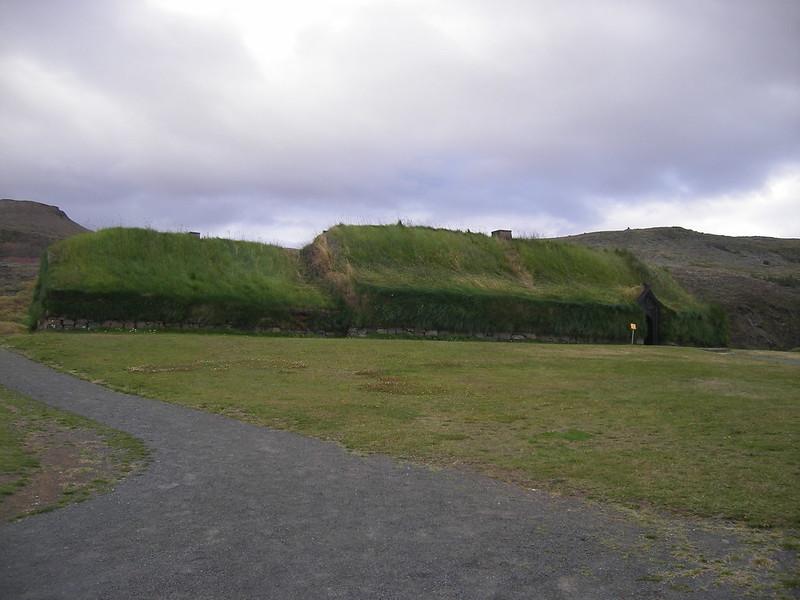 Casas vikingas