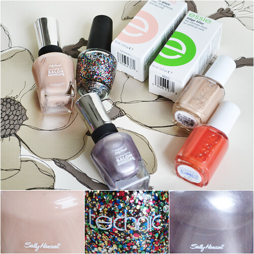 Nail Polish haul Essie Fragrance Direct