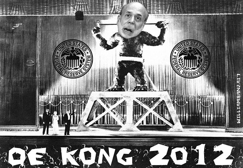 QE KONG 2012 by Colonel Flick