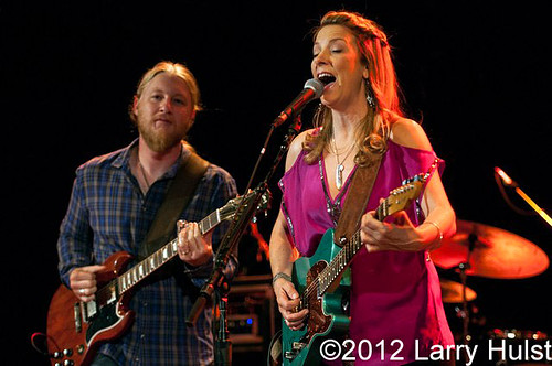 Tedeschi Trucks Band - 08-30-12 - Red Rocks Amphitheatre, Morrison, CO