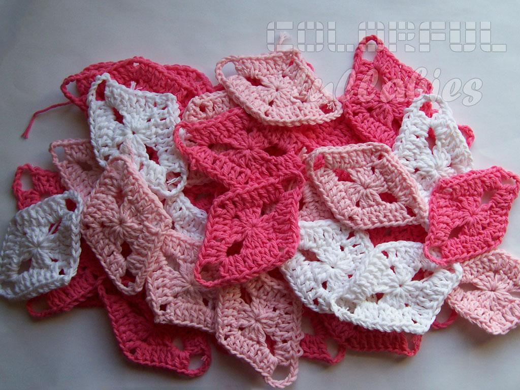 download manta tejida a crochet para bebe pa