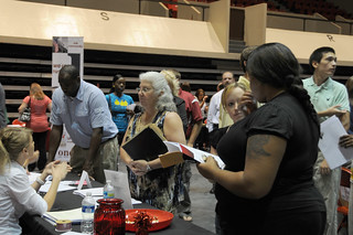 Job Fair attracts skill-set seekers, job hopefuls