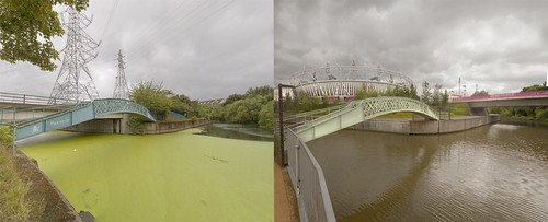 olympic bridge 2005-2012 by chrisdb1