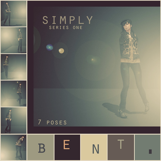 BENT. Simply (series one)