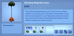 Standing Reginald Lamp