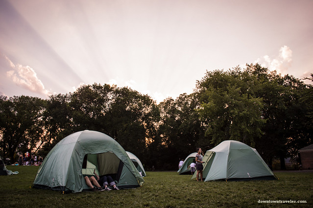 C&ing in Central Park NYC-13 & How to camp in Central Park without getting arrested (PHOTOS)