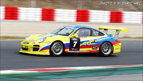Porsche 997 Cup (#7) de ARC Bratislava