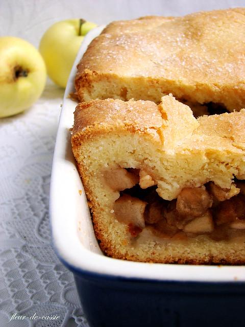 пирог яблочный русский 3