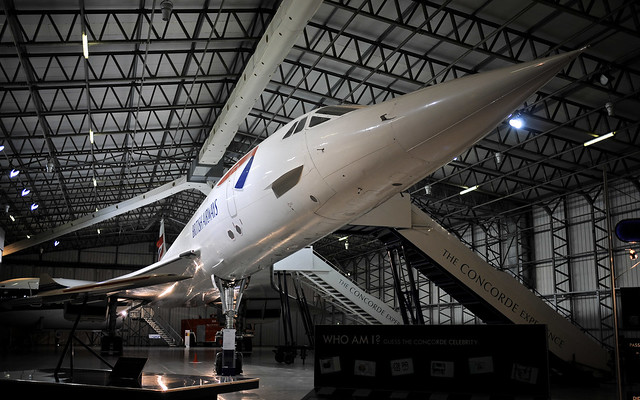 Concorde: In The Hangar