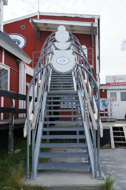 Day 2 at Nuuk, Greenland