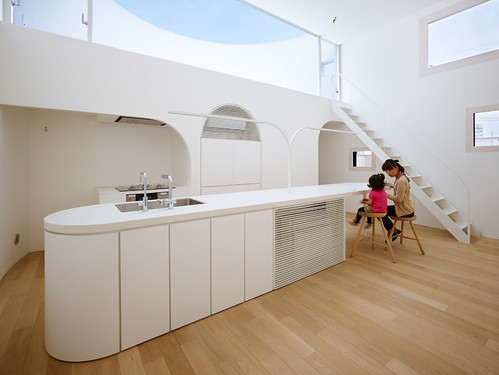 FUTURE STUDIO - Light Stage House 私人住宅 - Photo 07.jpg