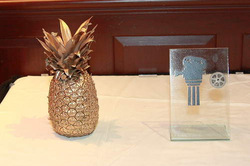 Golden Pineapple and DC Shorts awards
