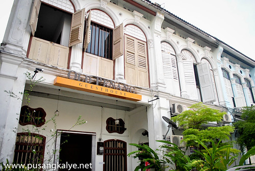 OLD PENANG Guesthouse_LOVE LANE