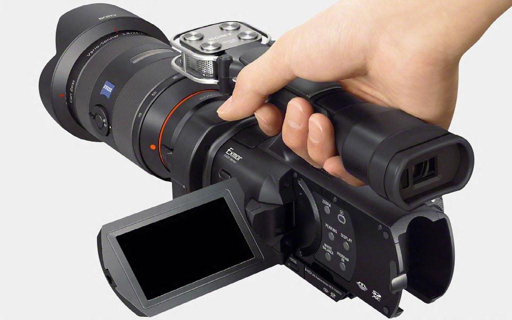 Sony NEX-VG900 full frame 1080p60 camcorder !: Digital Video Talk ...