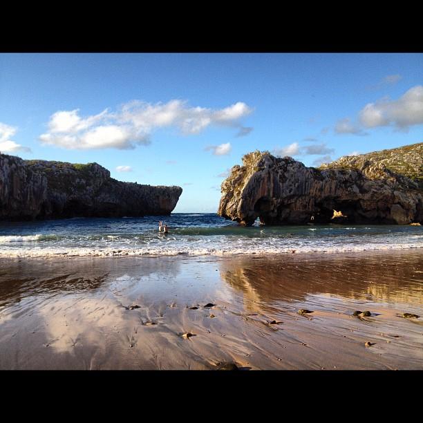 Cuevas de mar