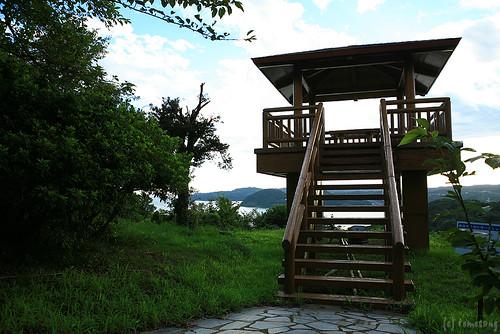 Takashima dam observatory