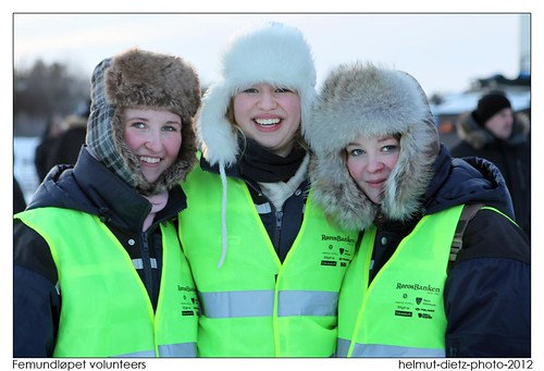 Femundlopet-volunteers