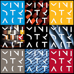 Collage of the new Ministract logo