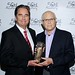 Beau Bridges and Norman Lear at award show