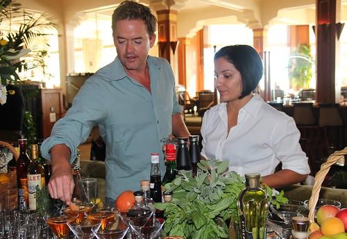 Aidan Demarest at Casa del Mar Lobby Lounge by Caroline on Crack