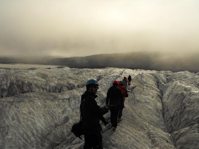 Glaciar Islandia Sur Fjallsárlón